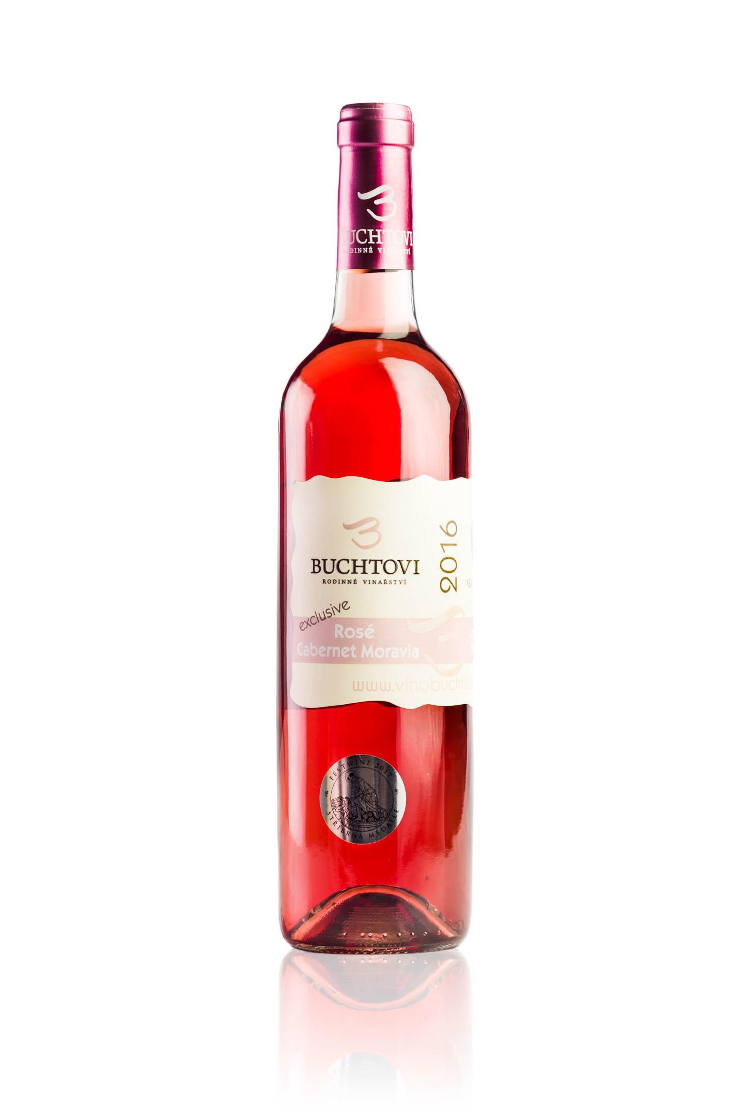 Cabernet Moravia Rosé Exclusive r. 2016