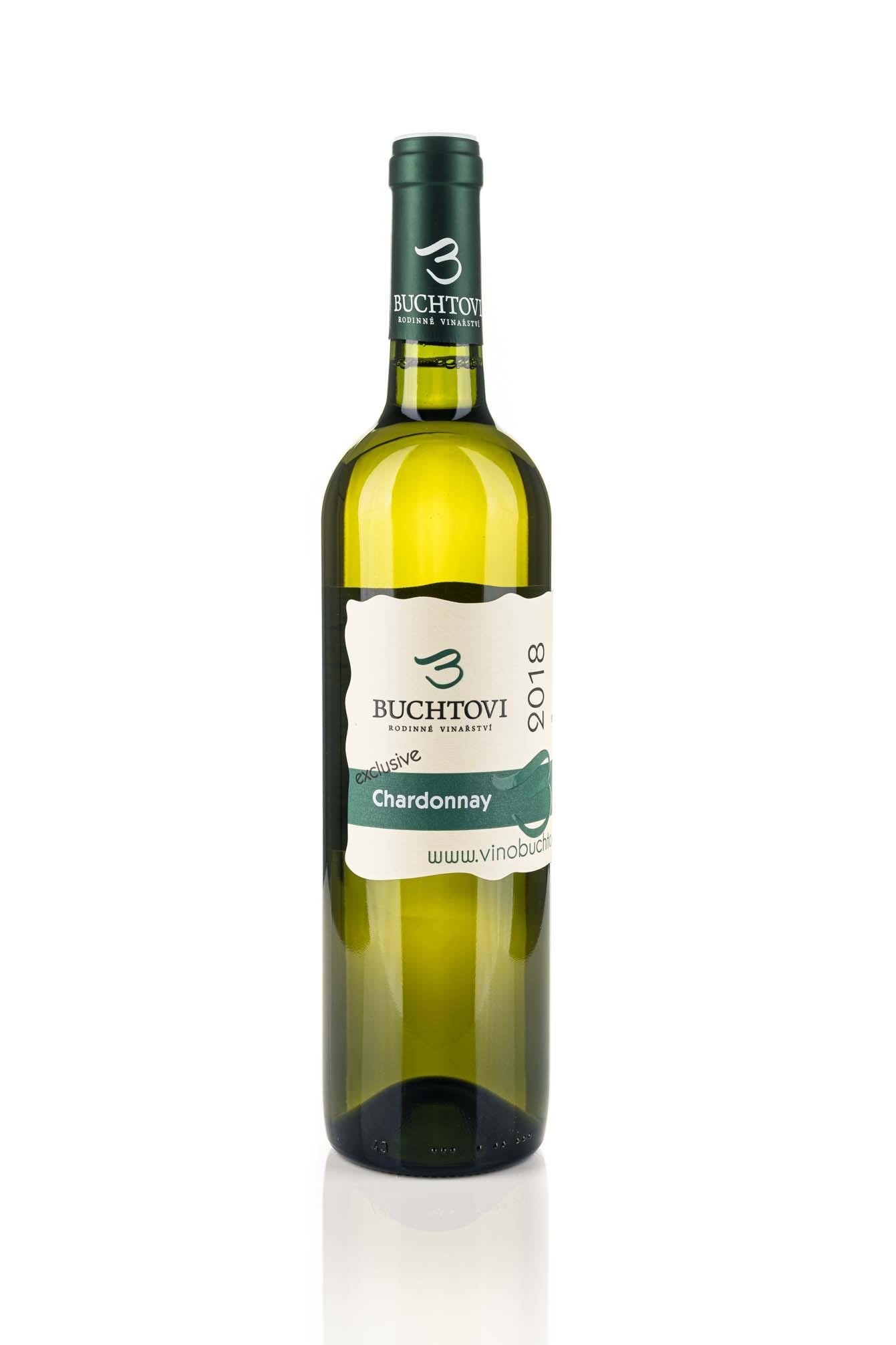 Chardonnay pozdní sběr 25/18 r. 2018